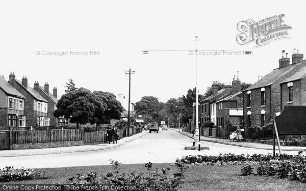 Barnwood, Barnwood Road c.1955