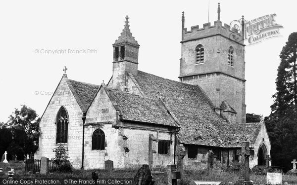 Barnwood, the Church c1960