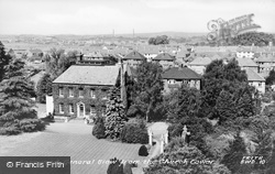 View From Church Tower c.1955, Barnwood