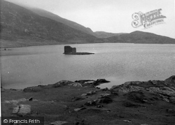 Castle Sinclair 1960, Barra