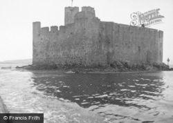 Barra, Kismul Castle 1960