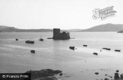 Barra, Kismul Castle 1963
