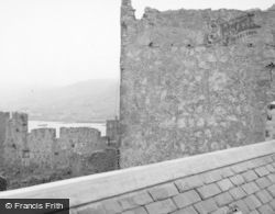 Kismul Castle, Tower And Rampart 1960, Barra