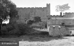 Haughton Castle 1955, Barrasford