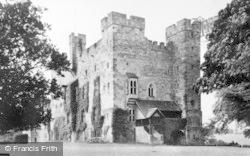 Barrasford, Haughton Castle c.1960