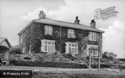 Sanatorium, Moorfield c.1960, Barrasford