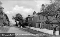 Sanatorium, The Drive c.1960, Barrasford