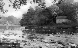 The Ferry c.1960, Barrasford