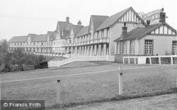 Barrasford, The Sanatorium c.1935