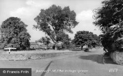 The Village Green c.1960, Barrasford