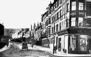 Barrhead, Graham Street c1918