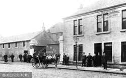 Shanks Tubal Works, Main Street 1908, Barrhead