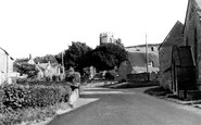 Barrington, Chapel And Church c.1960