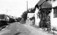 Barrington, The Village c.1960