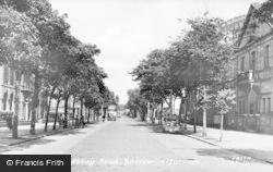 Barrow-In-Furness, Abbey Road c.1955