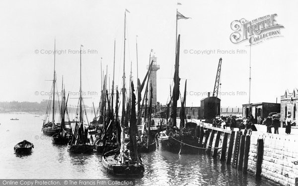Barrow In Furness, c.1890