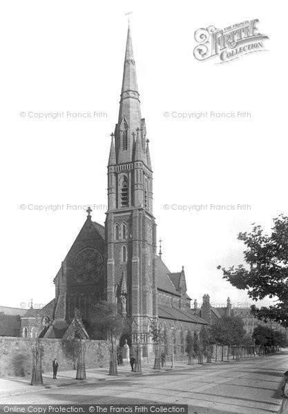 Barrow In Furness, Catholic Church 1895