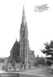Barrow-In-Furness, Catholic Church 1895