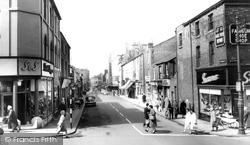 Barrow-In-Furness, Cavendish Street c.1960, Barrow-In-Furness