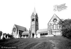 Barrow-In-Furness, Cemetery Chapel 1895, Barrow-In-Furness