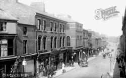 Barrow-In-Furness, Dalton Road 1895, Barrow-In-Furness