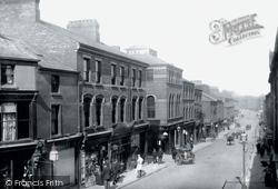 Barrow-In-Furness, Dalton Road 1895