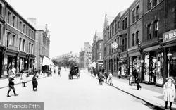 Barrow-In-Furness, Dalton Road 1912, Barrow-In-Furness