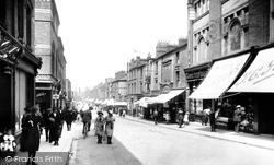 Barrow-In-Furness, Dalton Road 1918, Barrow-In-Furness