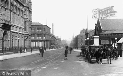 Barrow-In-Furness, Duke Street 1898, Barrow-In-Furness