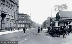 Barrow-In-Furness, Duke Street 1898