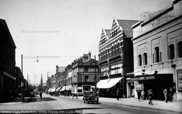 Barrow In Furness, Duke Street 1934