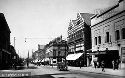 Barrow-In-Furness, Duke Street 1934, Barrow-In-Furness