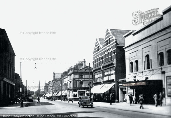 Barrow In Furness, Duke Street 1934