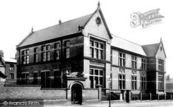 Barrow-In-Furness, Higher Grade School 1895, Barrow-In-Furness