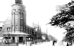 Barrow-In-Furness, King's Hall 1908, Barrow-In-Furness