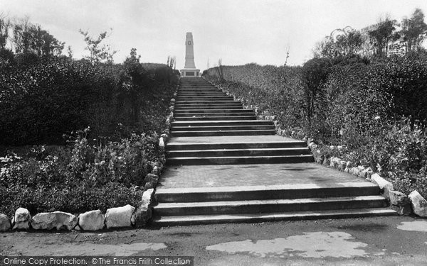 Barrow In Furness, Park 1924