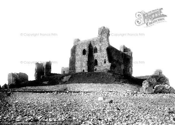 Barrow In Furness, Piel Castle 1893