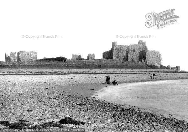 Photo of Barrow-in-Furness, Piel Castle 1893