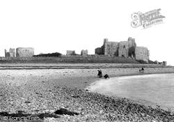 Barrow-In-Furness, Piel Castle 1893