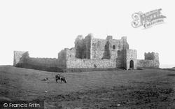 Barrow-In-Furness, Piel Castle 1893, Barrow-In-Furness