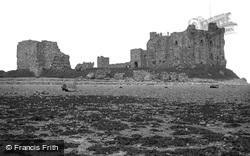 Barrow-In-Furness, Piel Castle c.1880