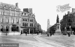 Barrow-In-Furness, Ramsden Square 1893, Barrow-In-Furness