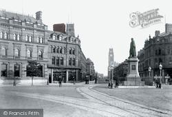 Barrow-In-Furness, Ramsden Square 1893