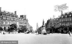 Barrow-In-Furness, Ramsden Square 1934, Barrow-In-Furness