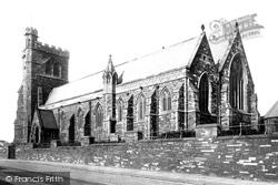 Barrow-In-Furness, St George's Church 1895, Barrow-In-Furness