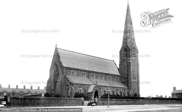 Barrow In Furness, St James Church 1895