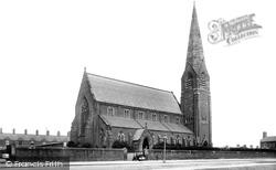 Barrow-In-Furness, St James Church 1895, Barrow-In-Furness