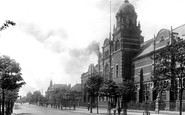 Barrow-In-Furness, Technical College 1908