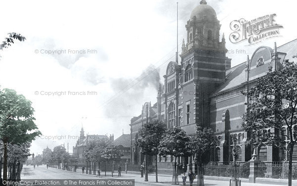 Barrow In Furness, Technical College 1908