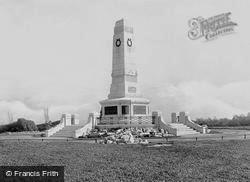 Barrow-In-Furness, The War Memorial 1924, Barrow-In-Furness